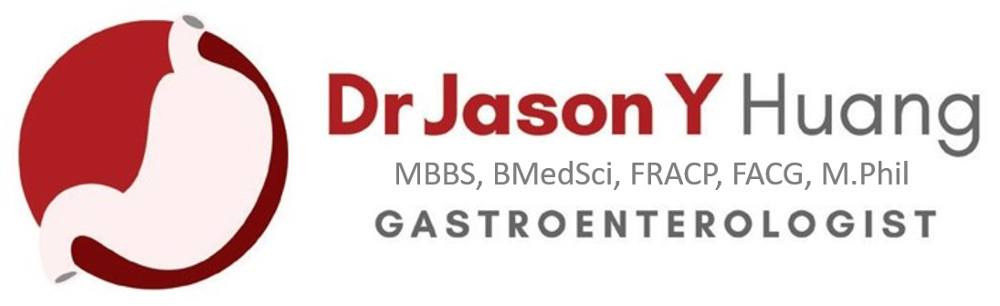 Dr Jason Y Huang - Therapeutic Gastroenterologist